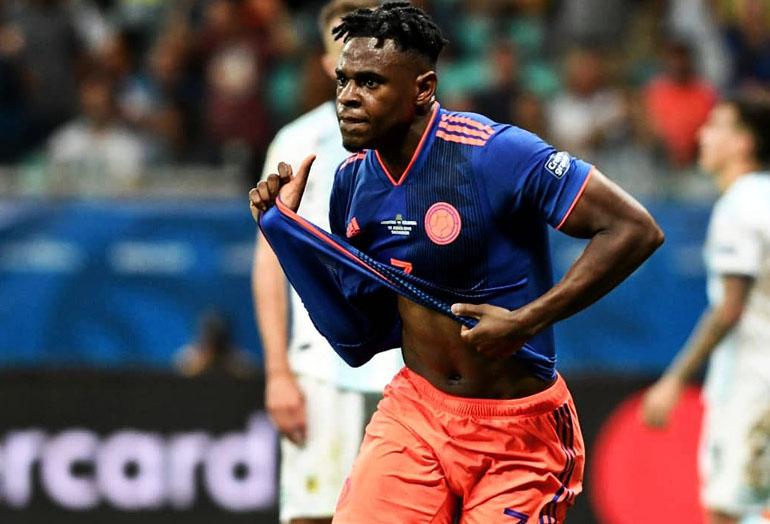 Duván Zapata Selección Colombia Copa América 2019