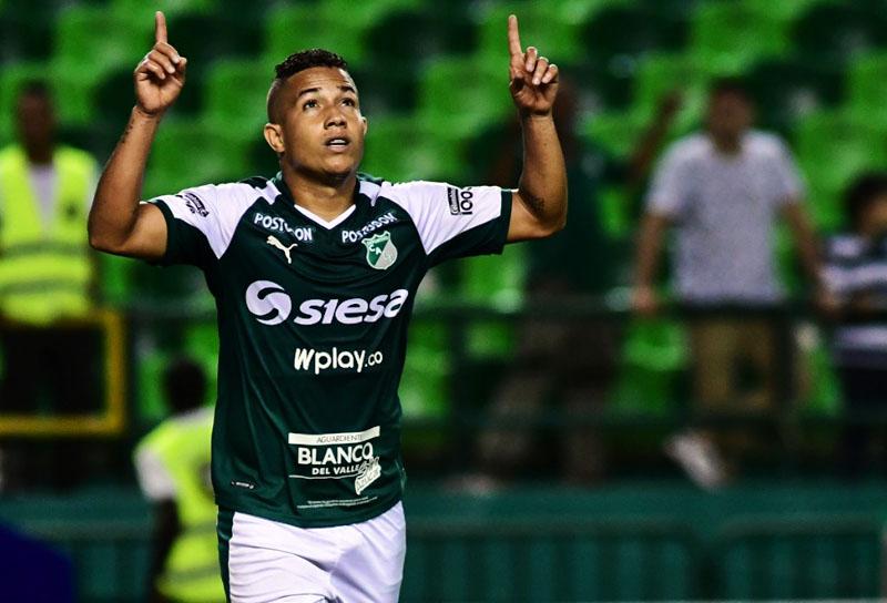 Féiver Mercado Deportivo Cali – Deportes Tolima Liga Águila 2019–1