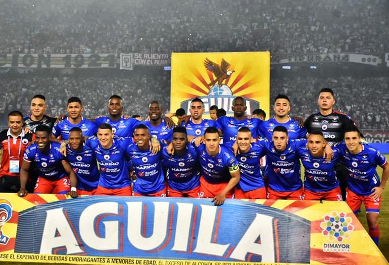 Junior FC 1 – 0 Deportivo Pasto Liga Águila 2019–1 1
