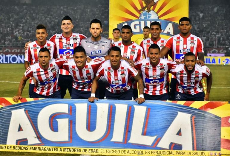 Michael Rangel Junior FC 1 – 0 Deportivo Pasto Liga Águila 2019–1