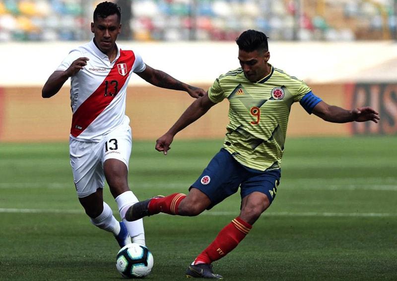 Perú 0 – 2 Colombia partido de preparación Copa América 2019 (2)