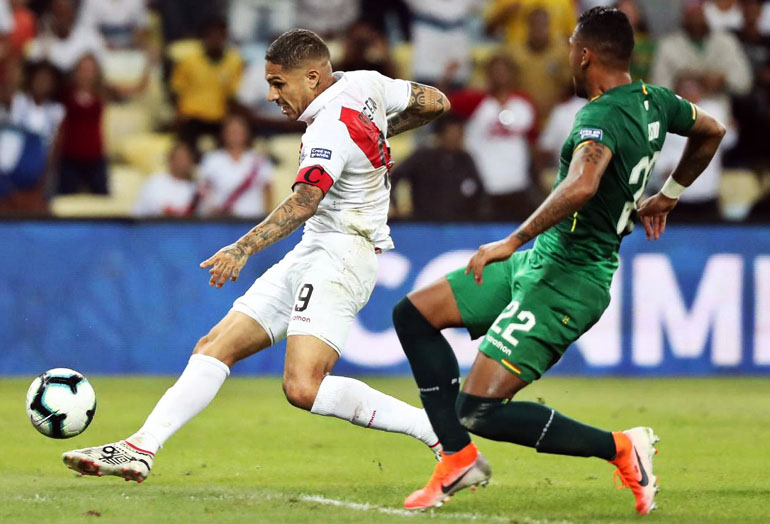Perú 2-1 Bolivia Copa América 2019