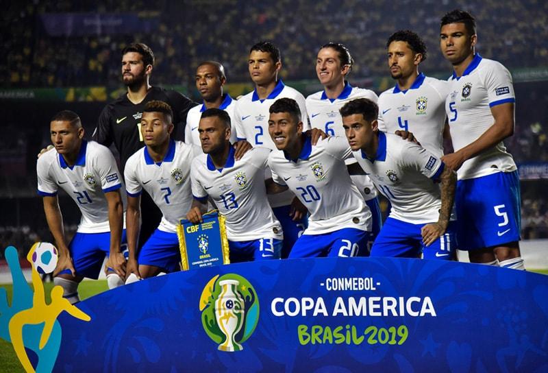 Selección de Brasil Copa América 2019