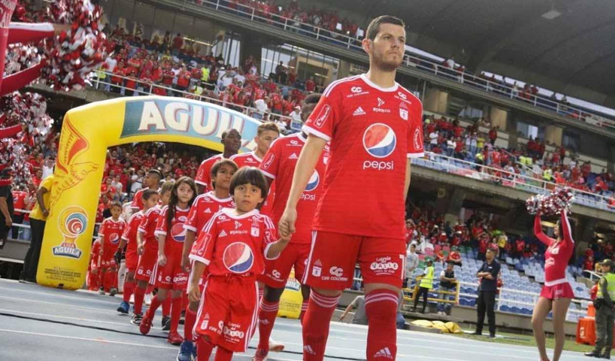 Pachuca perdió en partido amistoso ante Independiente de Medellín