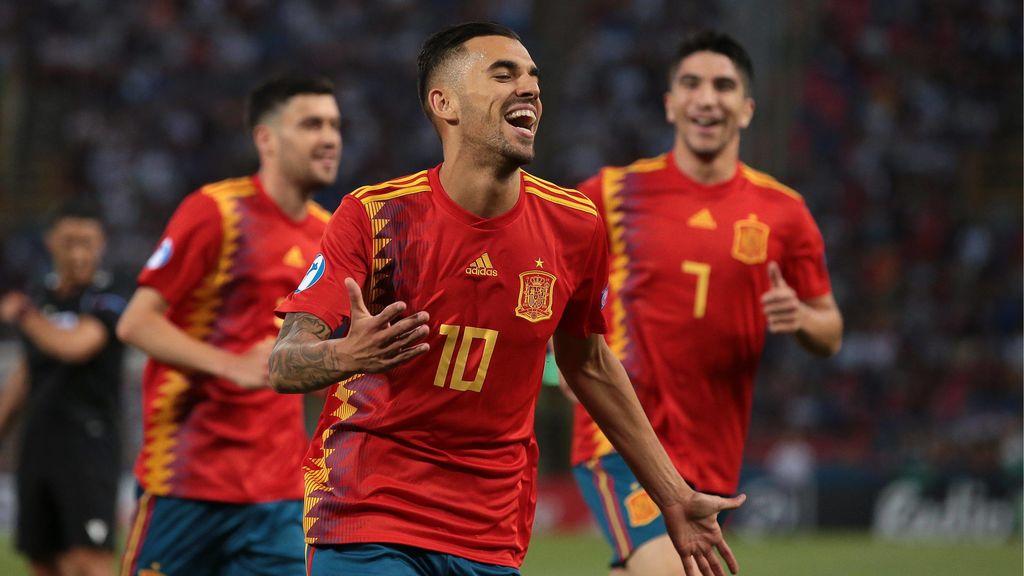 Espana 4 1 Francia Por La Eurocopa Sub 21 De Italia Y San Marino Titulares Confirmadas De Espana Y Francia Espana Vs Francia En Vivo Eurocopa Sub 21 En Vivo Via