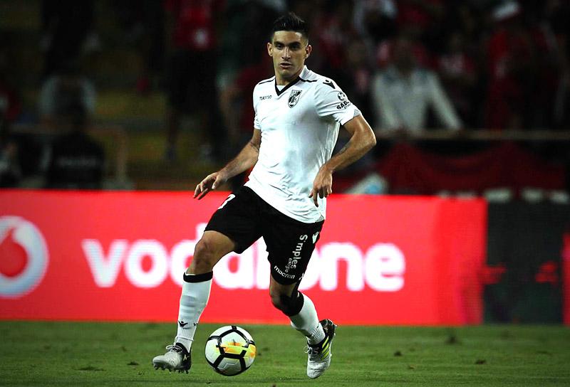 Guillermo Celis ex Junior FC