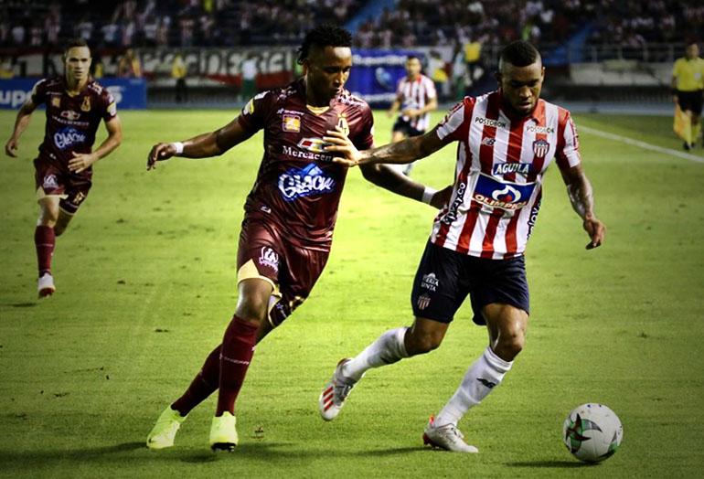 Junior 1-0 Tolima Liga Águila 2019-II