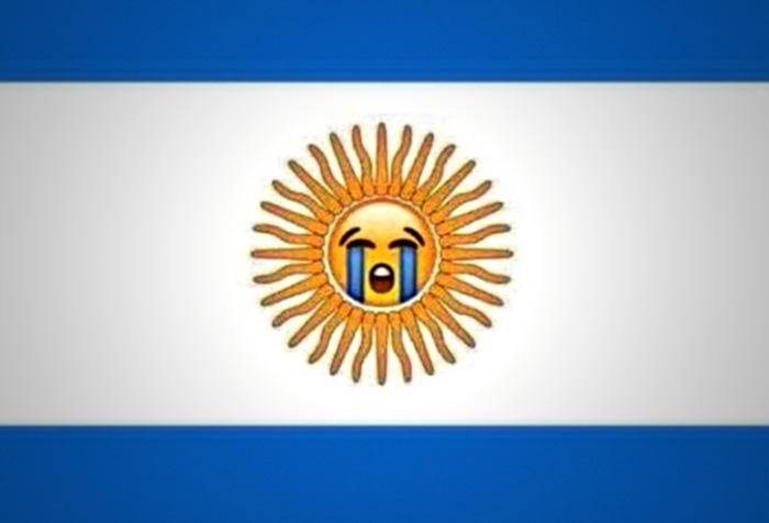 Meme Selección de Argentina eliminación Copa América 2019