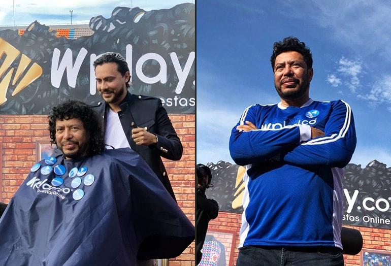 René Higuita antes y después Viralgol