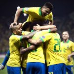 Selección de Brasil campeón Copa América 2019 2