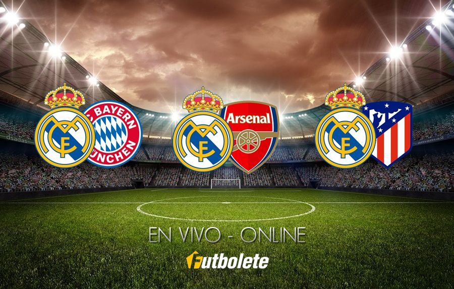 real madrid vs arsenal - photo #10