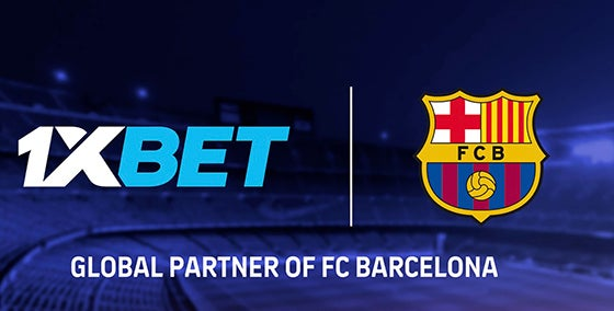 FC Barcelona: socio global de 1xbet