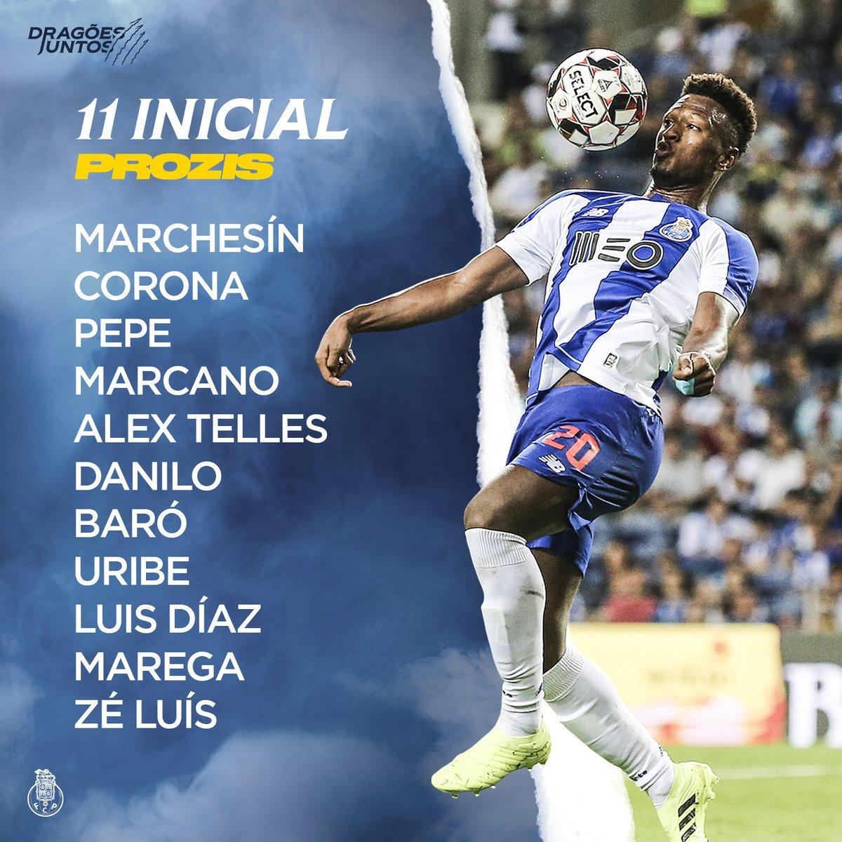 Díaz y Uribe ganan su primer clásico en Potugal