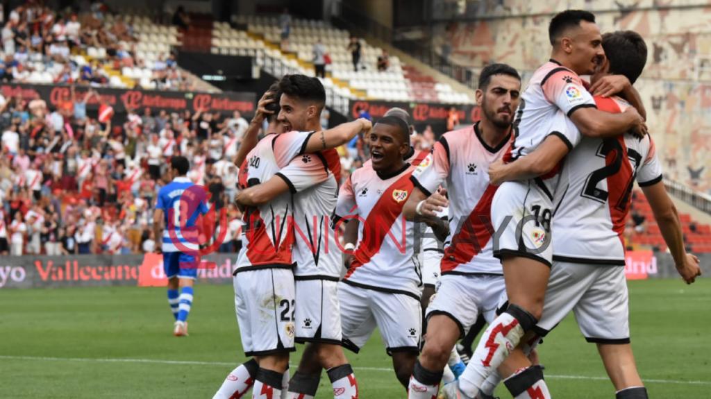 Fuenlabrada vs Rayo Vallecano en vivo online por LaLiga ...