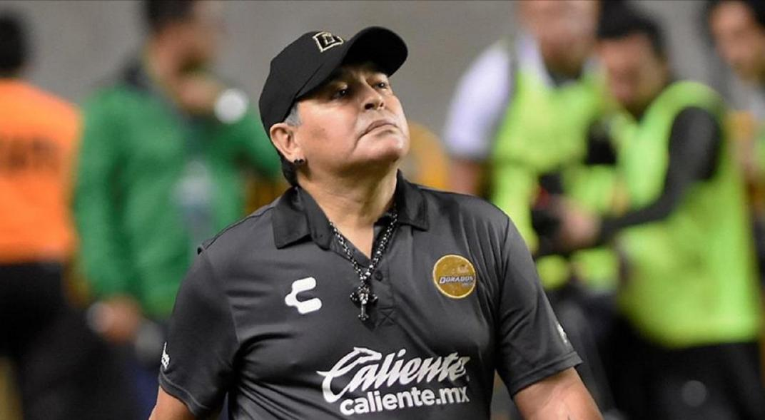"""""""Diego Maradona quiso dirigir a América de Cali"""". ¿¡Y qué pasó!?"""