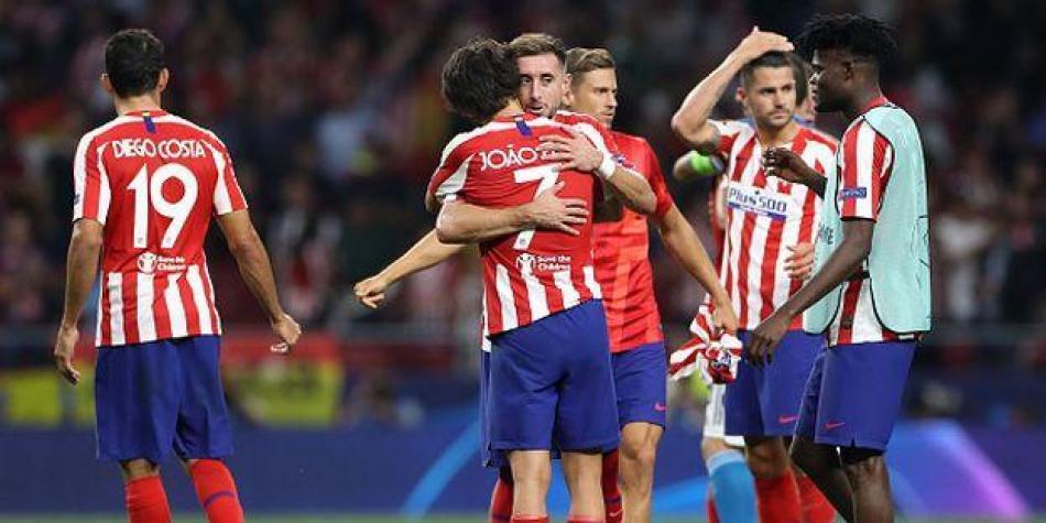 Atlético De Madrid Vs Bayer Leverkusen En Vivo Online Por La Champions League Atlético De Madrid Vs Bayer Leverkusen Atlético De Madrid Vs Bayer Leverkusen En Vivo Uefa