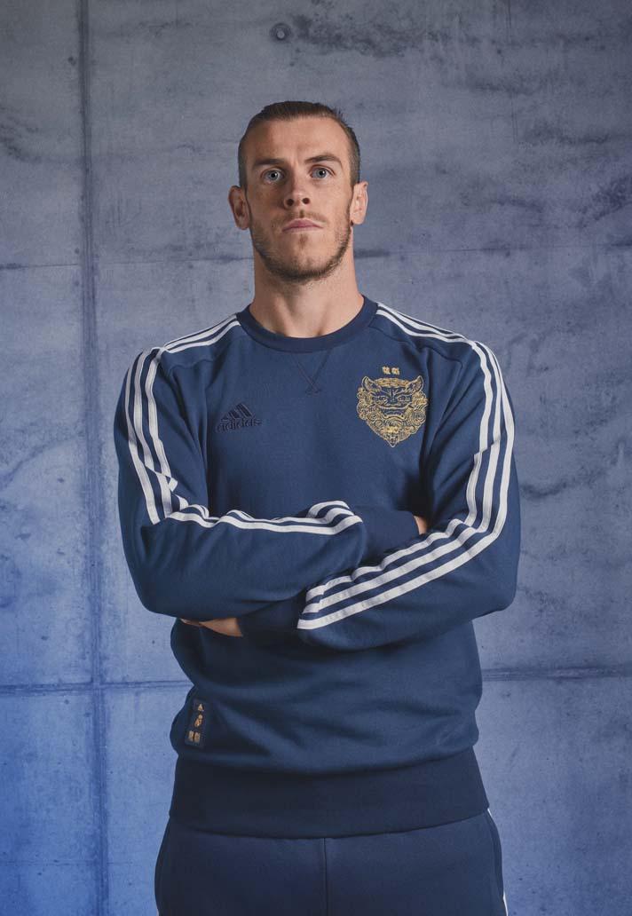 Real Madrid sigue la tendencia del Año Nuevo Chino 1