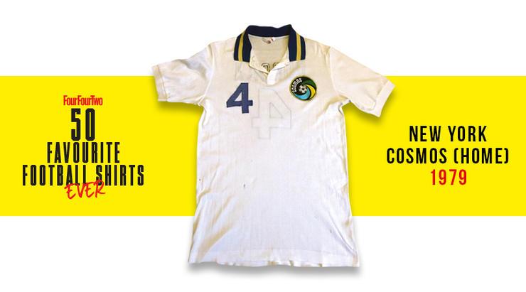 Camiseta de Colombia en 1990, entre las 50 mejores de la historia 20
