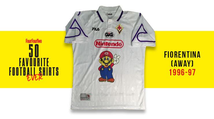 Camiseta de Colombia en 1990, entre las 50 mejores de la historia 29
