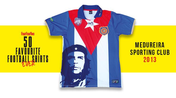 Camiseta de Colombia en 1990, entre las 50 mejores de la historia 13