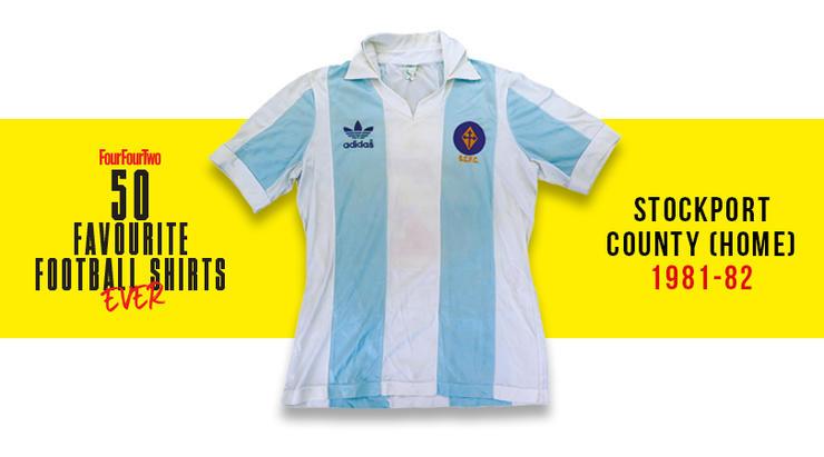Camiseta de Colombia en 1990, entre las 50 mejores de la historia 32