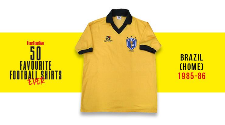 Camiseta de Colombia en 1990, entre las 50 mejores de la historia 21