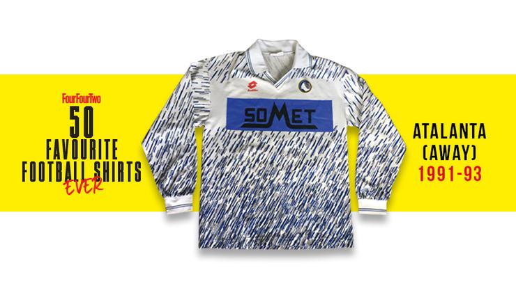 Camiseta de Colombia en 1990, entre las 50 mejores de la historia 17