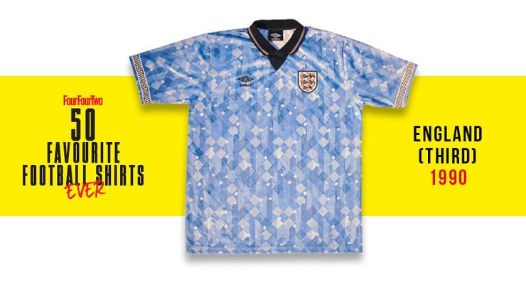 Camiseta de Colombia en 1990, entre las 50 mejores de la historia 47