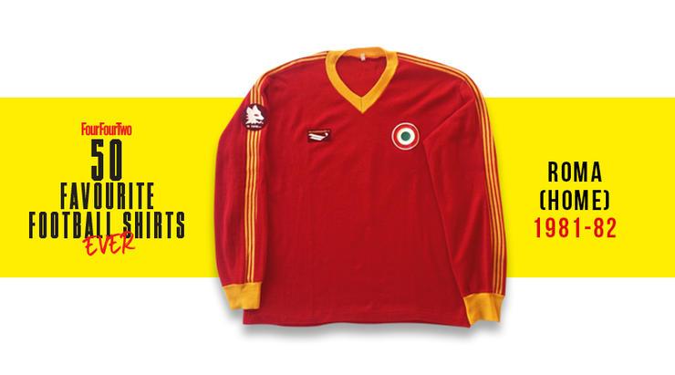 Camiseta de Colombia en 1990, entre las 50 mejores de la historia 23