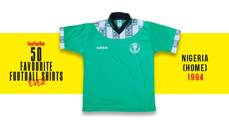 Camiseta de Colombia en 1990, entre las 50 mejores de la historia 24