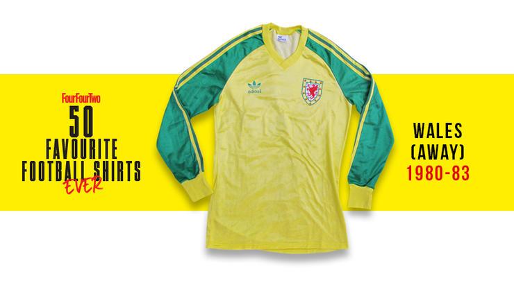 Camiseta de Colombia en 1990, entre las 50 mejores de la historia 34