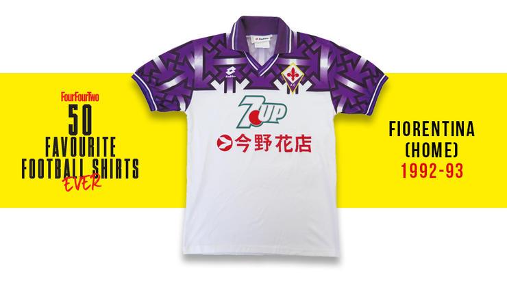 Camiseta de Colombia en 1990, entre las 50 mejores de la historia 12