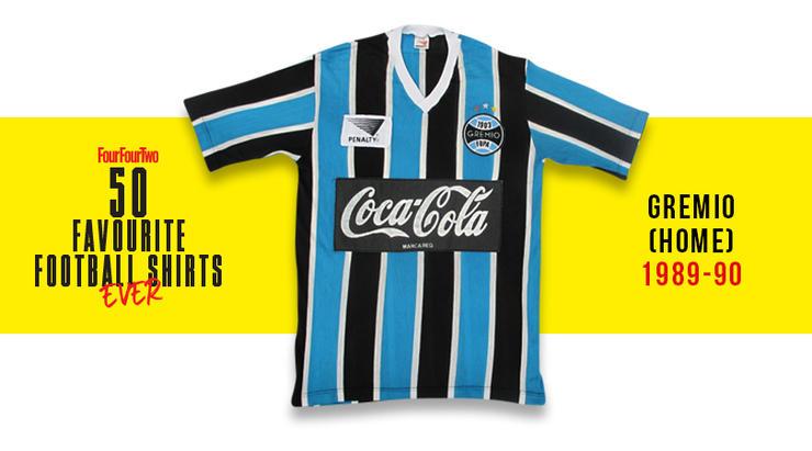 Camiseta de Colombia en 1990, entre las 50 mejores de la historia 22