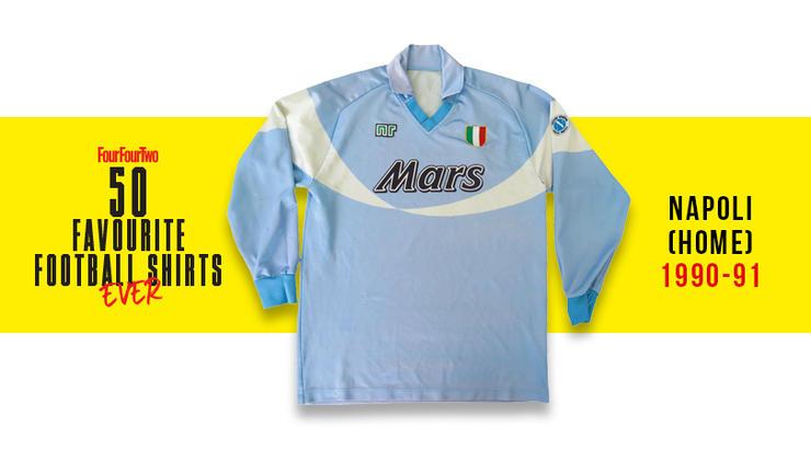 Camiseta de Colombia en 1990, entre las 50 mejores de la historia 44