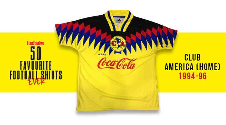 Camiseta de Colombia en 1990, entre las 50 mejores de la historia 38