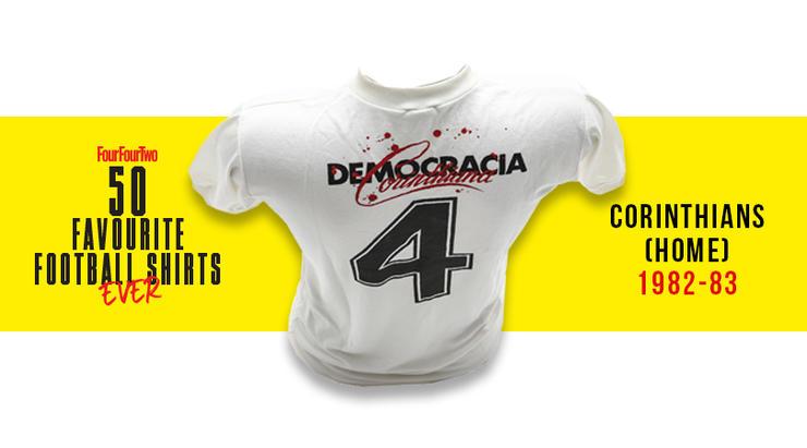 Camiseta de Colombia en 1990, entre las 50 mejores de la historia 28