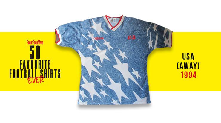Camiseta de Colombia en 1990, entre las 50 mejores de la historia 3
