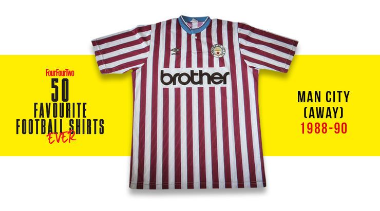 Camiseta de Colombia en 1990, entre las 50 mejores de la historia 33