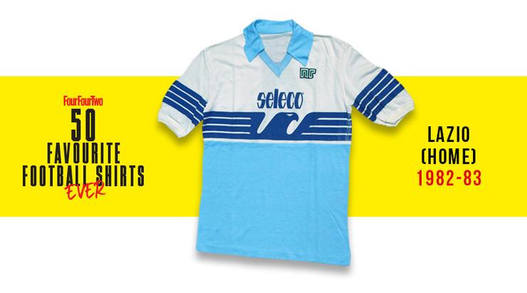 Camiseta de Colombia en 1990, entre las 50 mejores de la historia 48