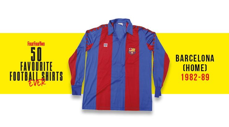 Camiseta de Colombia en 1990, entre las 50 mejores de la historia 10