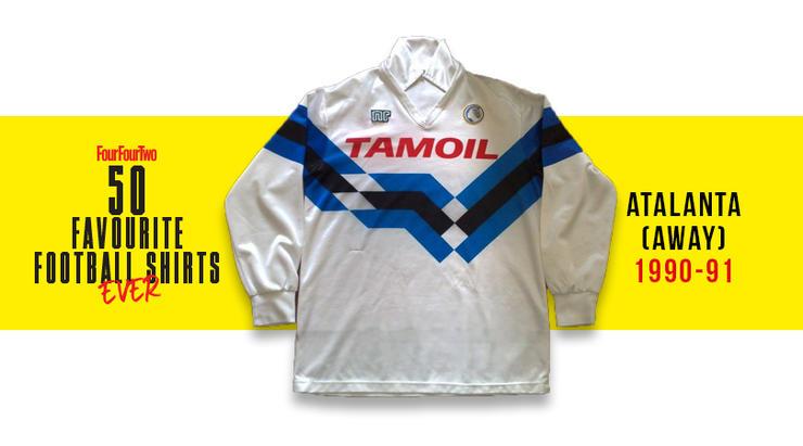 Camiseta de Colombia en 1990, entre las 50 mejores de la historia 37