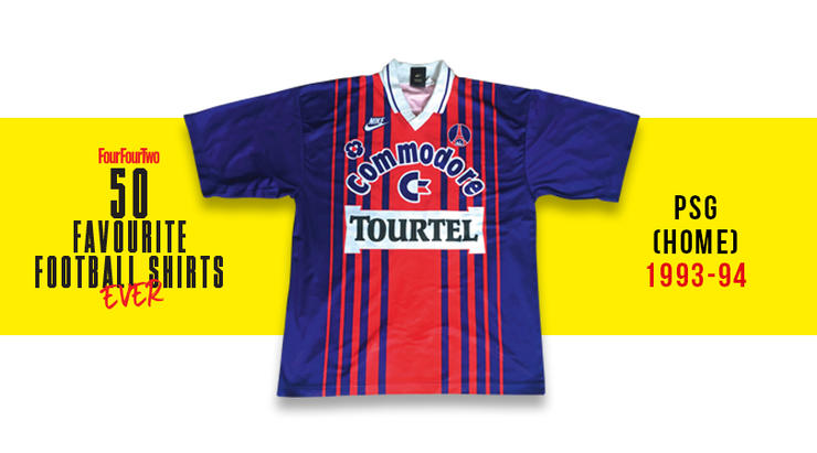Camiseta de Colombia en 1990, entre las 50 mejores de la historia 8