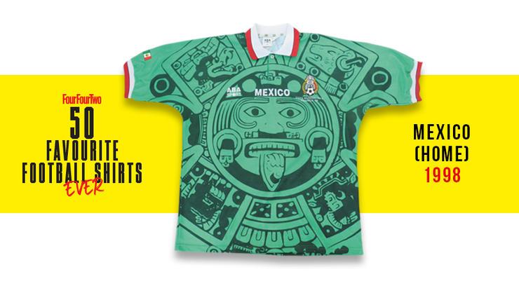 Camiseta de Colombia en 1990, entre las 50 mejores de la historia 41