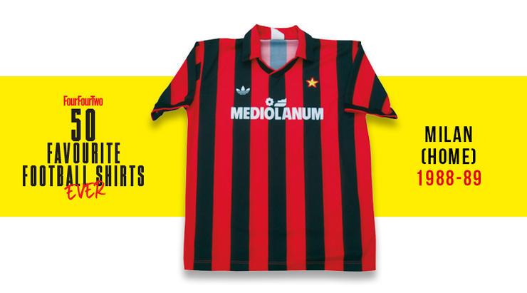 Camiseta de Colombia en 1990, entre las 50 mejores de la historia 7
