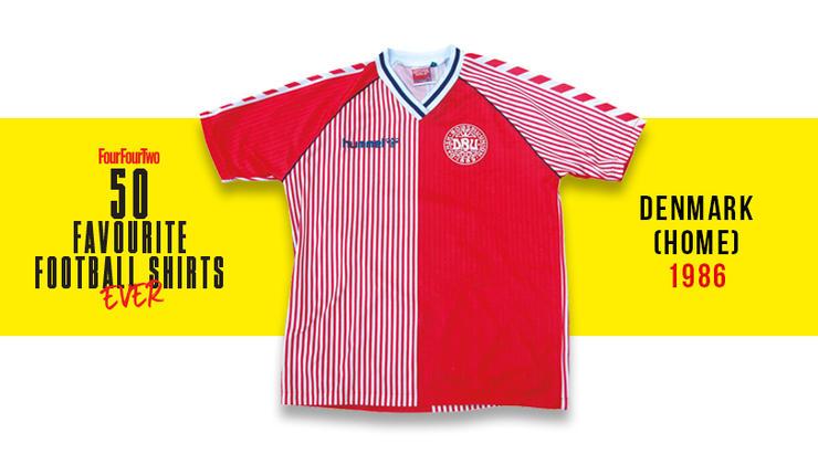 Camiseta de Colombia en 1990, entre las 50 mejores de la historia 51