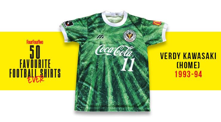 Camiseta de Colombia en 1990, entre las 50 mejores de la historia 35