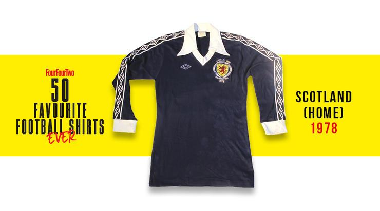 Camiseta de Colombia en 1990, entre las 50 mejores de la historia 5
