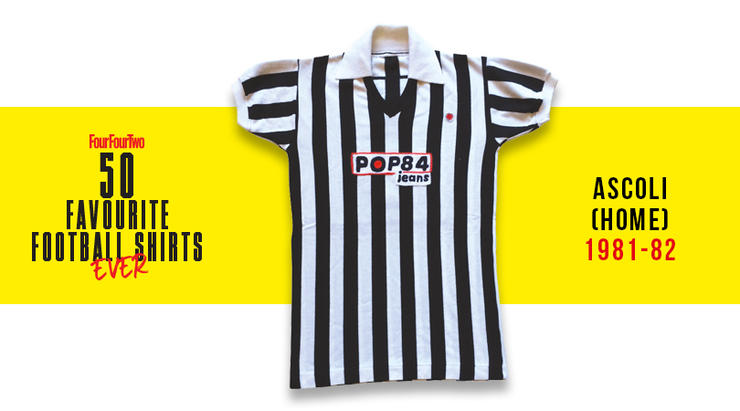 Camiseta de Colombia en 1990, entre las 50 mejores de la historia 42