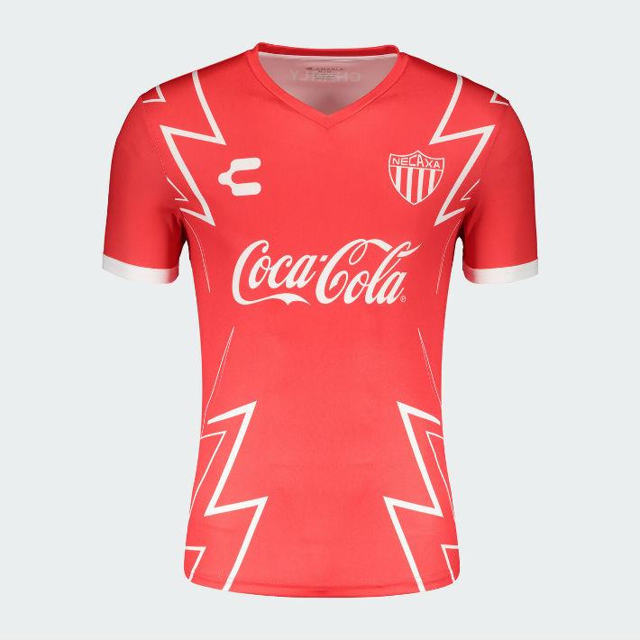 Camisetas especiales con el logo de Coca-Cola para tres clubes mexicanos 1