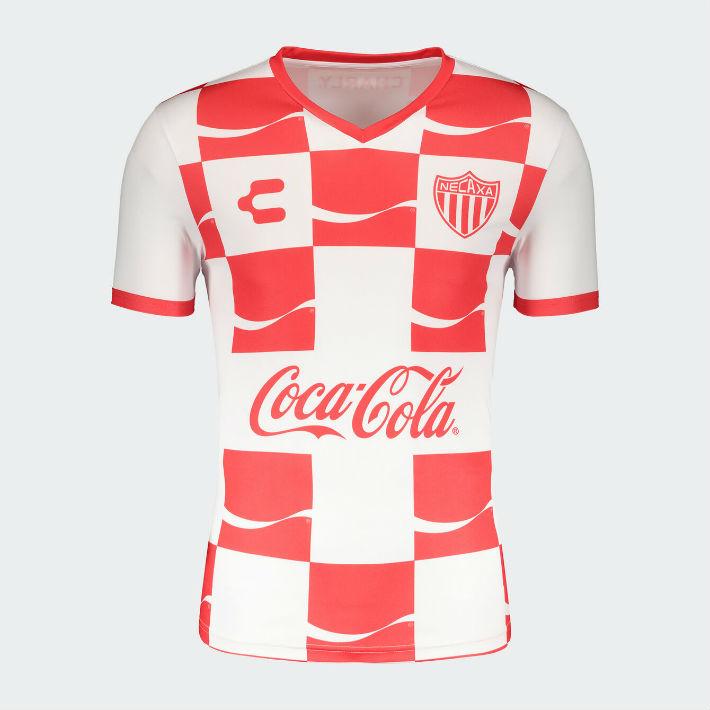 Camisetas especiales con el logo de Coca-Cola para tres clubes mexicanos 2